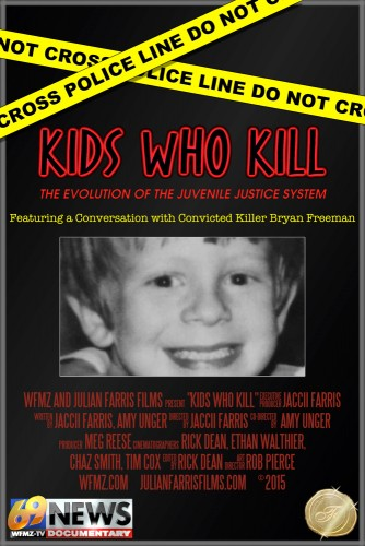 """Kids Who Kill"" Will Air This Week"