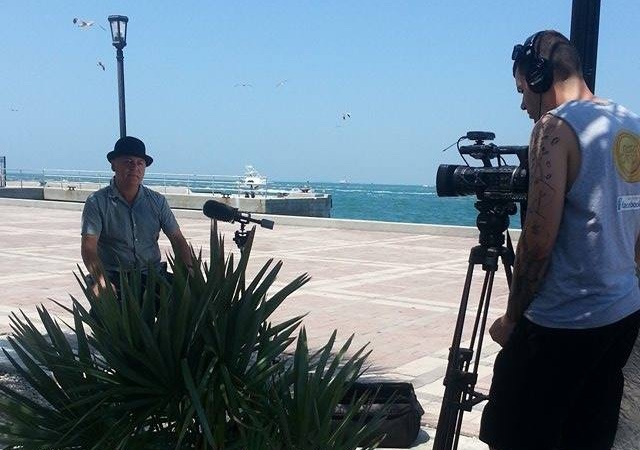 Coming soon... JFF presents the life of a busker in Key West