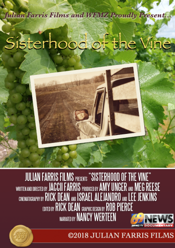 Sisterhood of the Vine Release Date
